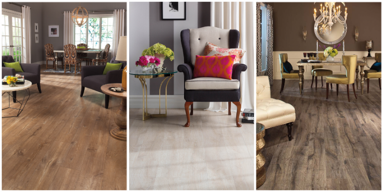 Choosing the right colour for your flooring is essential for interior design.
